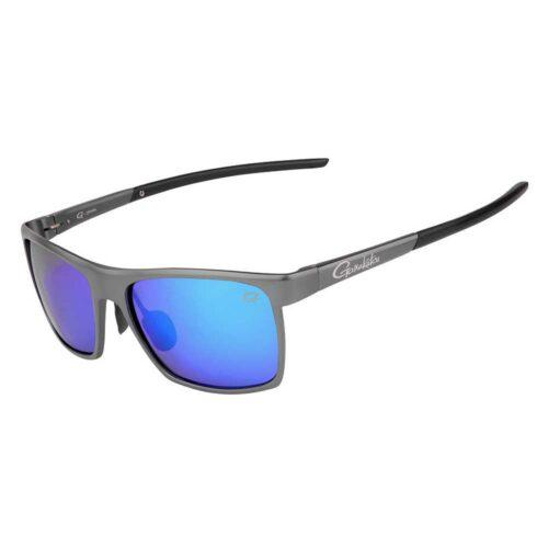 Gamakatsu G-Glasses Alu Grey/ Ice Blue Mirror