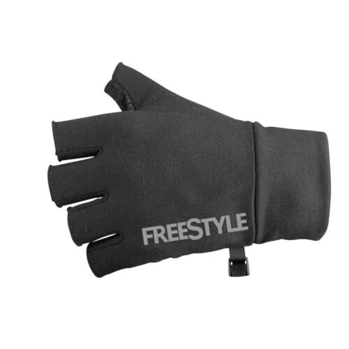 Spro Freestyle Skin Gloves Fingerless
