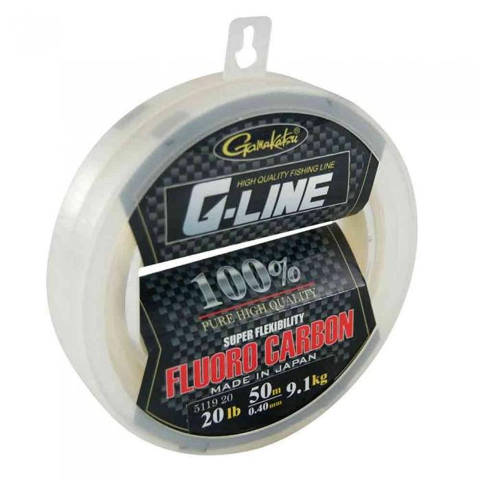 Gamakatsu G-Line Fluorocarbon 50m