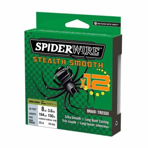 Spiderwire Stealth Smooth 12Braid