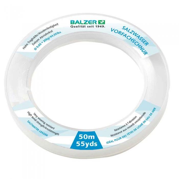 Balzer Salzwasser Vorfachschnur 50m