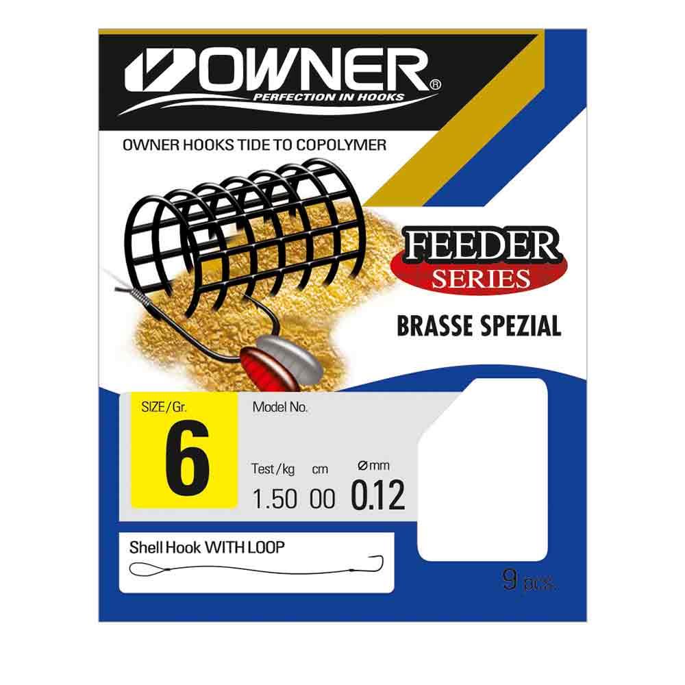 Owner Feeder Brasse Spezial