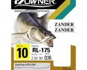Owner Zander Silber RL607
