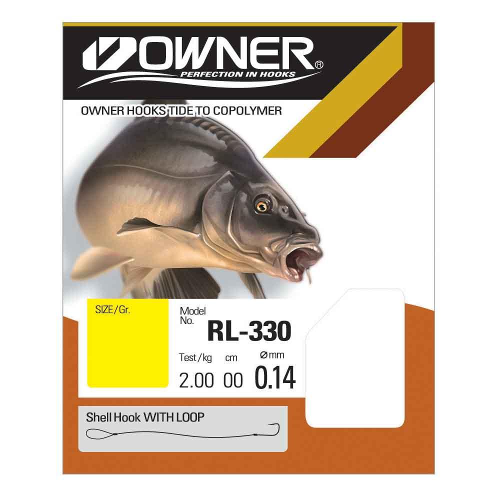Owner Karpfen Gold RL-330