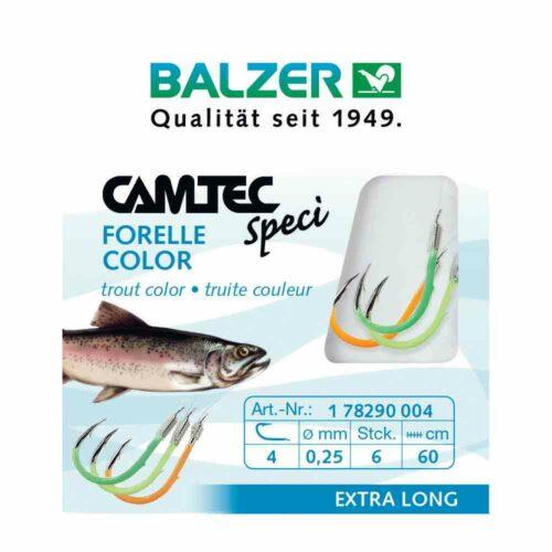 Balzer Camtec Speci Trout Color