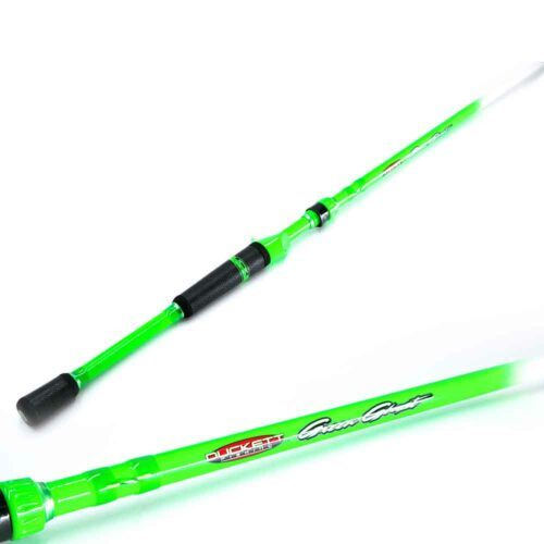 Duckett Fishing Green Ghost Casting