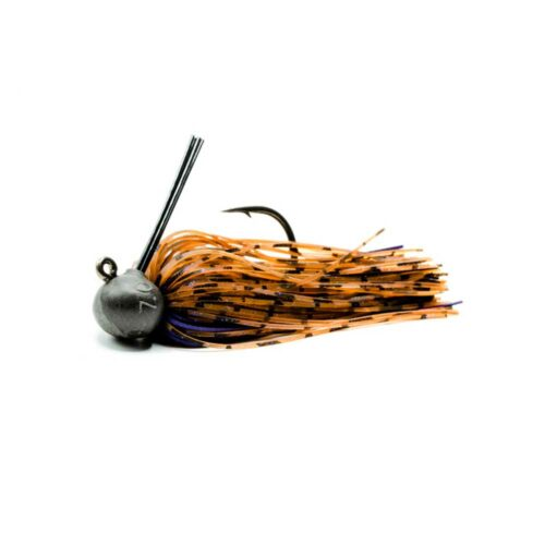 Flash Union Super Direction Jig Brown Purple