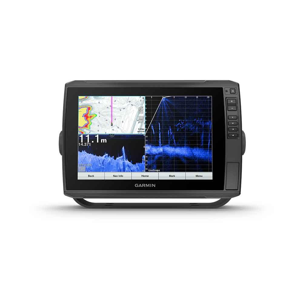 Garmin Echomap UHD 102sv inkl. GT54-TM-Geber