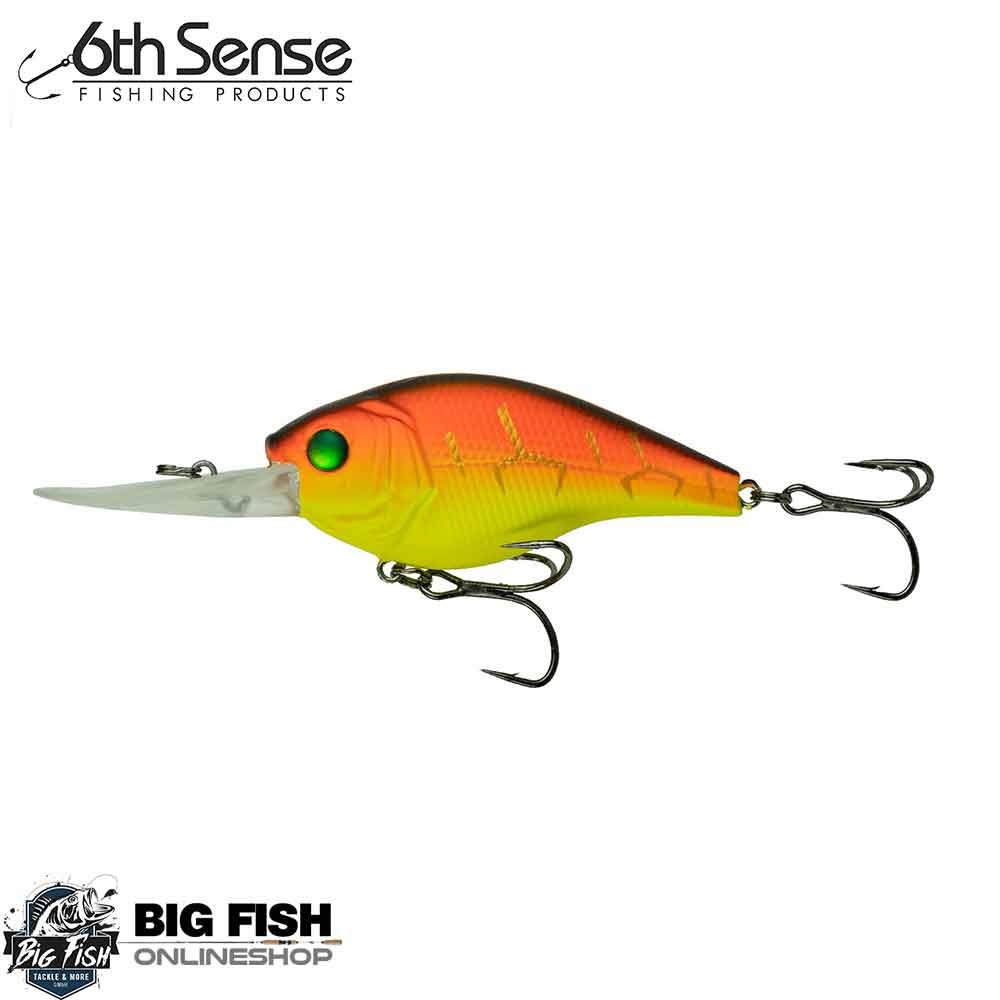 6th Sense Cloud 9 Tiger Treuse