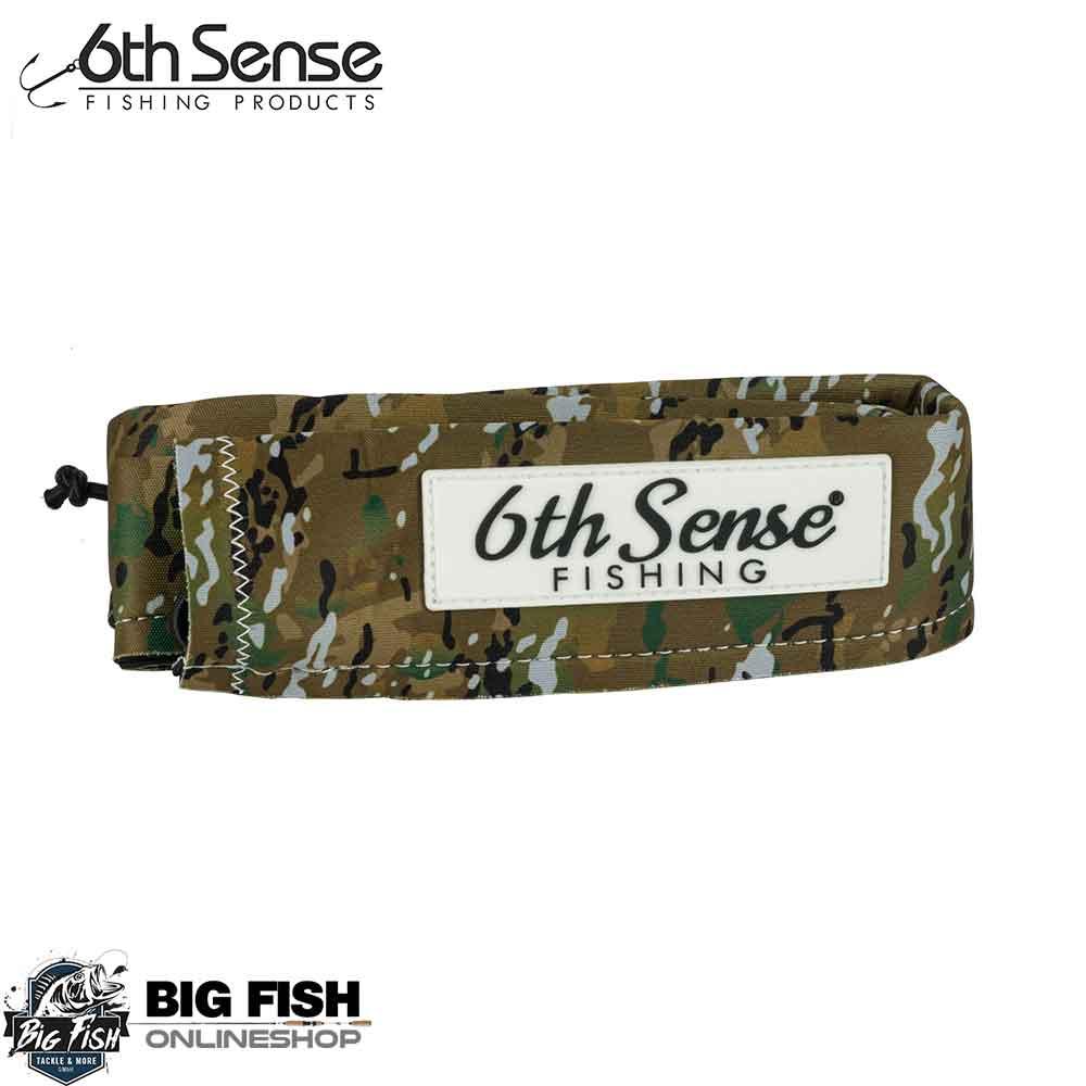 6th Sense Rod Sleeve Wild Camo