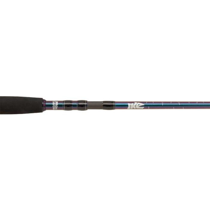 Abu Garcia IKE Signature Rod Spinning