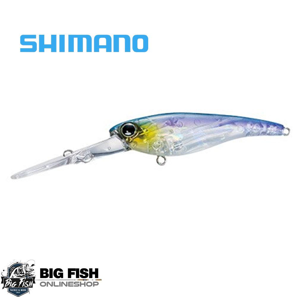 Shimano Bantam Pavlo Shad 59 Pro Blue
