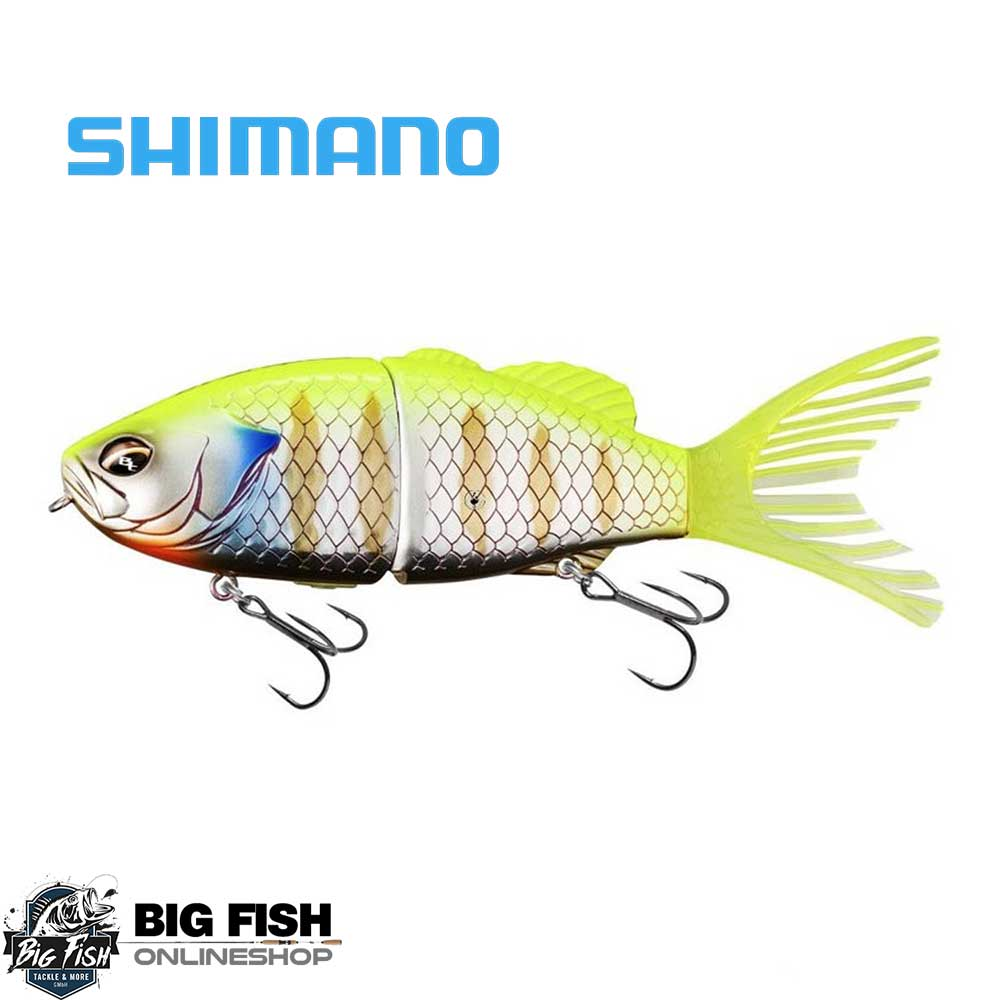 Shimano Bantam BT Sraptor Chart Gill