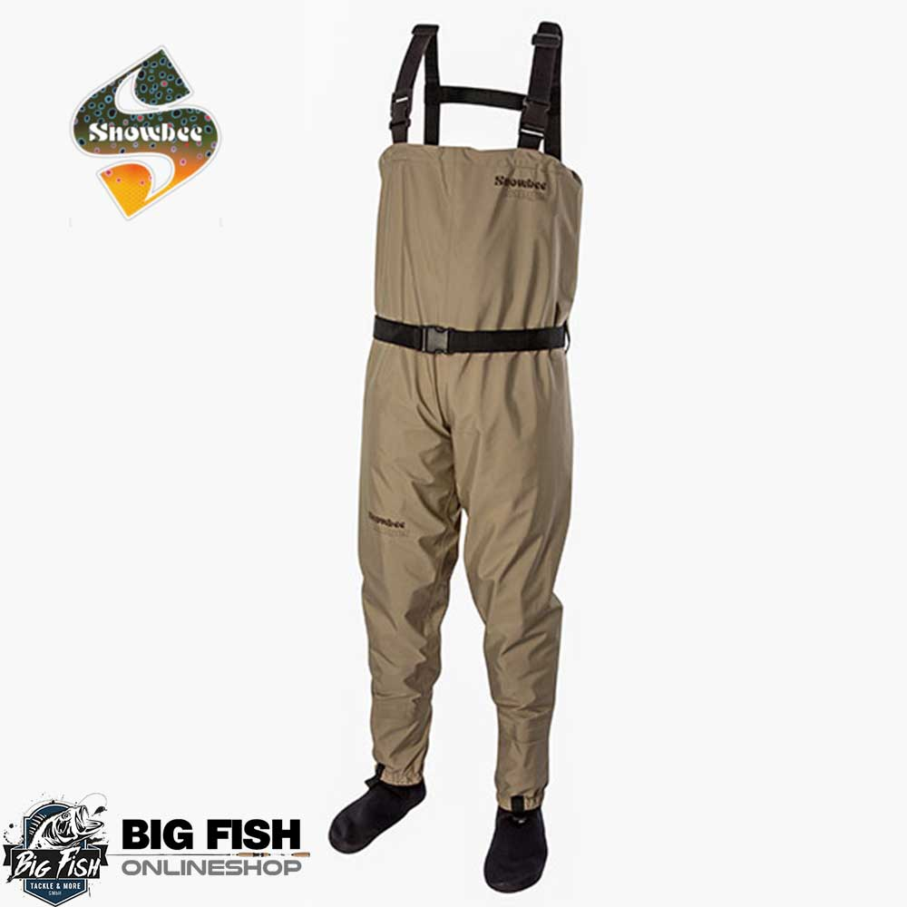 Snowbee Ranger Stocking Foot Chest Waders