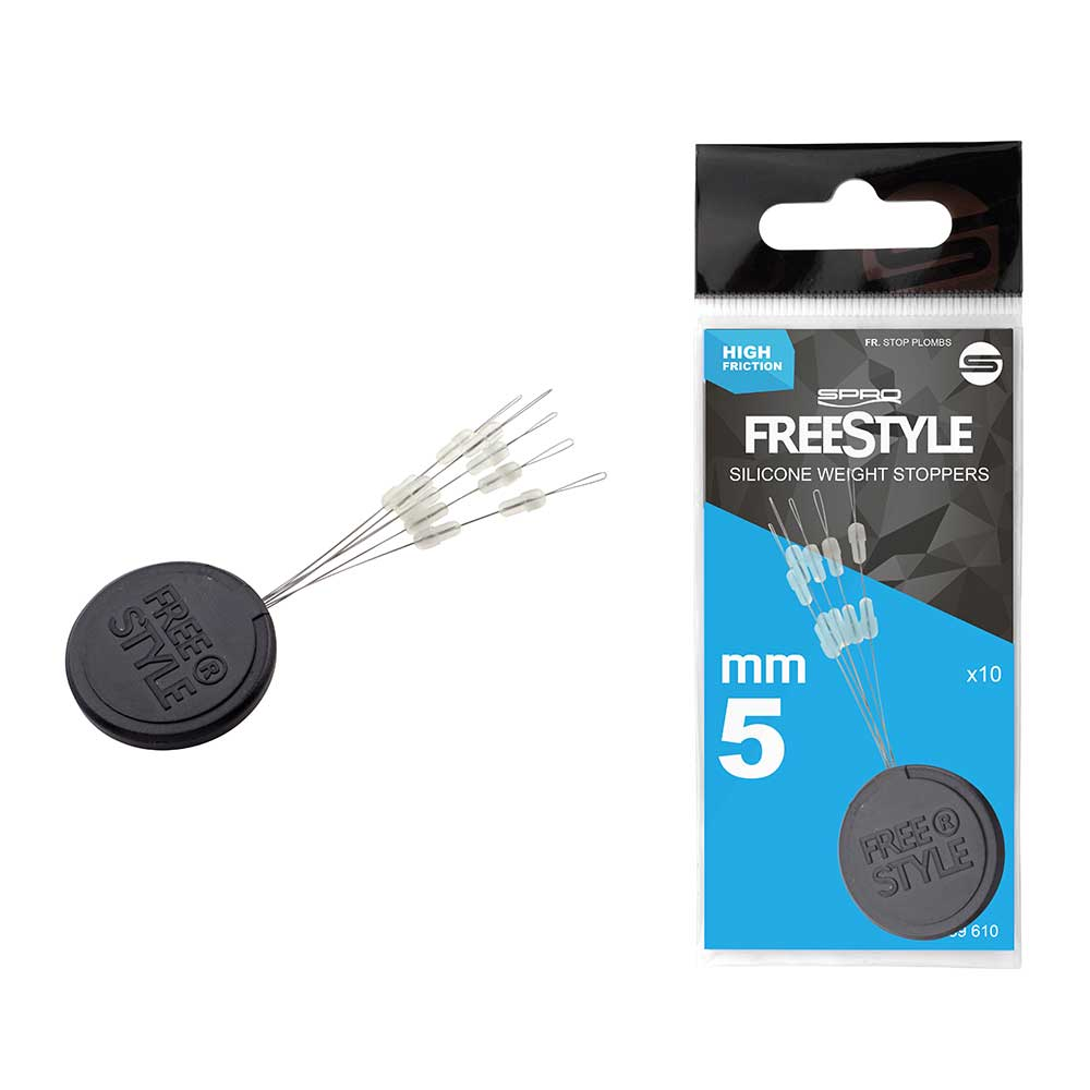 Spro Freestyle Silicone Weight Stoppers