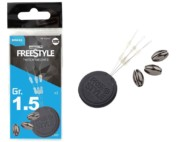 Spro Freestyle Twitch Weight Kit