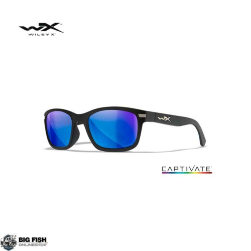 Wiley X Helix Captivate Blue Mirror